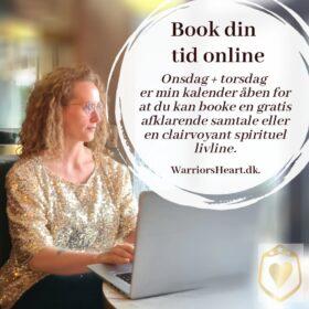 book gratis afklarende samtale af 20 minutters varighed